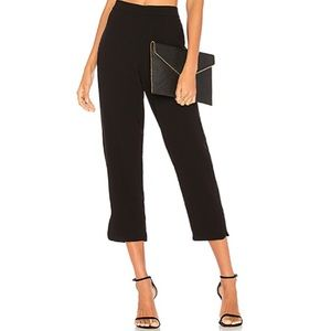 Theory Black Thorina Cropped Pants - 6